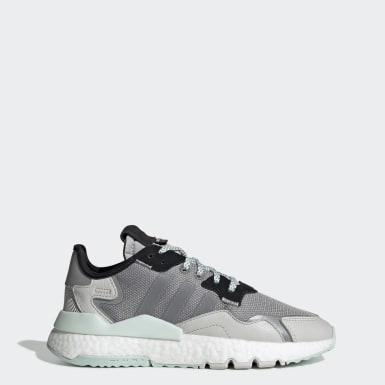 Women's Originals Grey Nite Jogger Shoes
