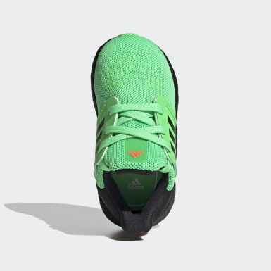 Infant & Toddler Running Green Ultraboost 20 Shoes