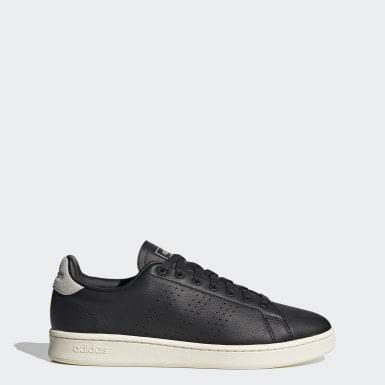Tennis Zwart Advantage Schoenen