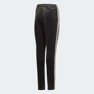 Youth Originals Black Zebra Pants