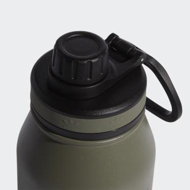 Originals Green Steel Bottle 1 L
