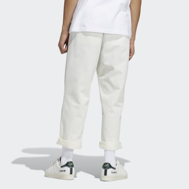 Men Originals White Jonah Hill Chino Pants