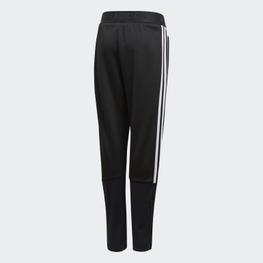 Youth 8-16 Years Training Black Tiro Tracksuit Bottoms