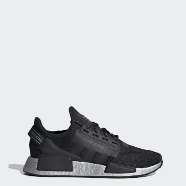 Women's Originals Black NMD_R1 V2 Shoes