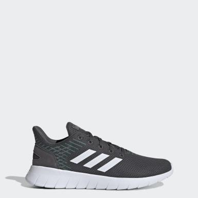 Men Running Grey Asweerun Shoes