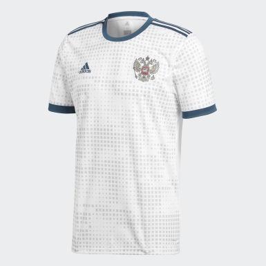 Koszulka wyjazdowa reprezentacji Rosji