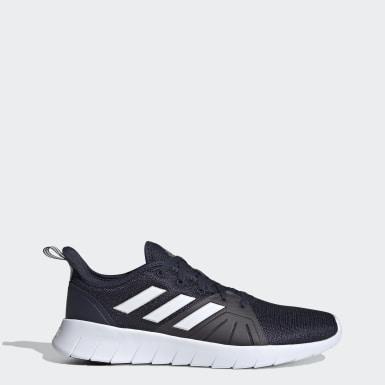 ผู้ชาย วิ่ง สีน้ำเงิน รองเท้า ASWEEMOVE