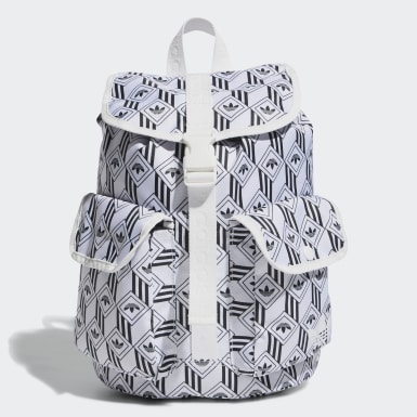 Women's Originals White Utility Mini Backpack