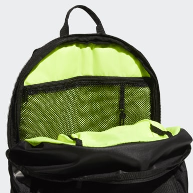 Soccer Black Stadium II Backpack