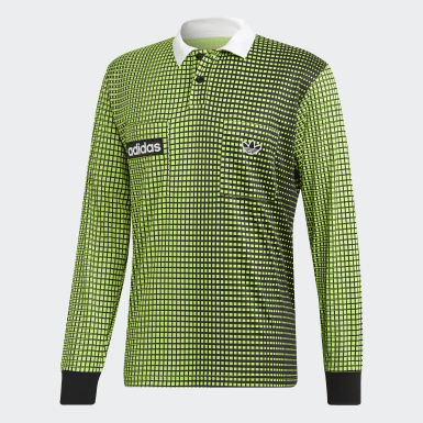 Männer Originals Referee Shirt Grün