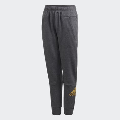 Youth Training Grey ID HLD Pants
