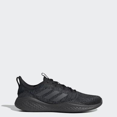 ผู้ชาย วิ่ง สีดำ รองเท้า Fluidflow