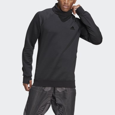 Sweat-shirt COLD.RDY Noir Hommes Athletics