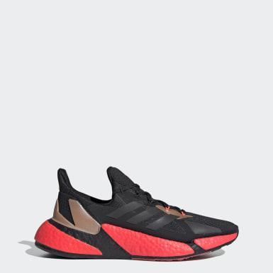 черный Кроссовки для бега X9000L4