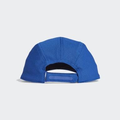 AEROREADY Runner Mesh Caps Blå