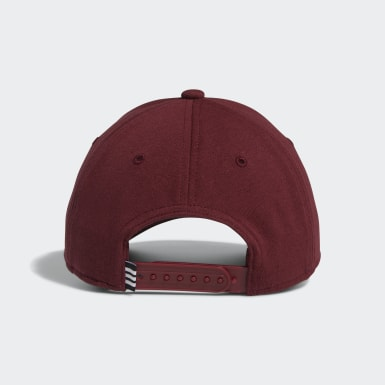 Casquette Structured Classic Outline rouge Hommes Originals