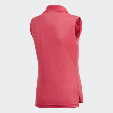 Kinder Tennis MATCH TENNIS AEROREADY Tanktop Rosa