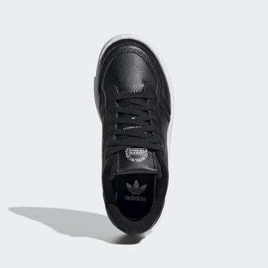 Zapatillas Supercourt Negro Niño Originals