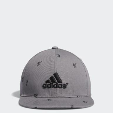 Flat-Bill Hat