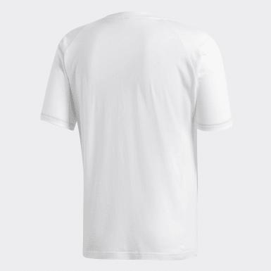 Erkek Athletics Beyaz adidas Z.N.E. Tişört