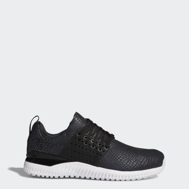 Men Golf Black Adicross Bounce Shoes