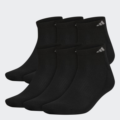 Athletic Cushioned Low-Cut Socks 6 Pairs XL