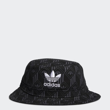 Originals Black Monogram Bucket Hat