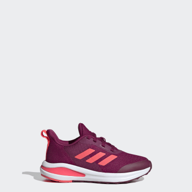 Children Running Burgundy FortaRun Running Shoes 2020