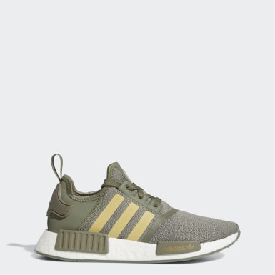 Women's Originals Green NMD_R1 Shoes
