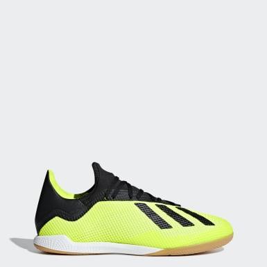 Chuteira X Tango 18.3 Futsal Amarelo Homem Futebol