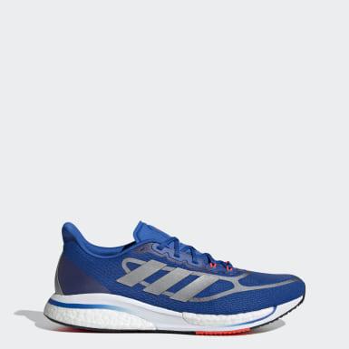 Chaussure Supernova+ Bleu Hommes Running