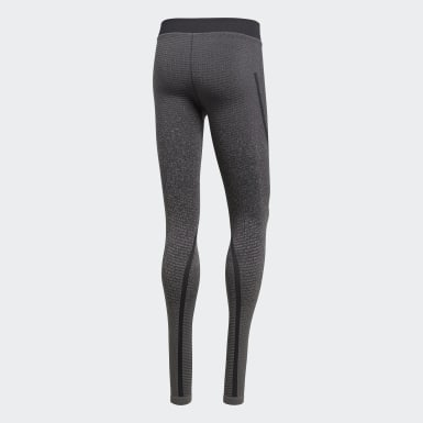Mænd Yoga Grå Alphaskin 360 Seamless tights