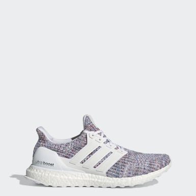 Sapatos Ultraboost Bege Homem Running
