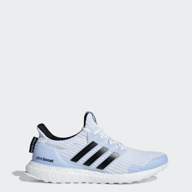 Running White adidas x Game of Thrones White Walker Ultraboost Shoes