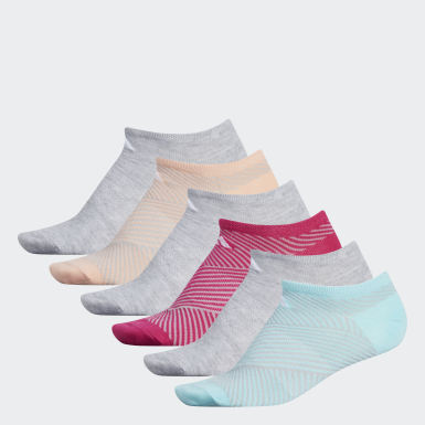 Superlite Adiangle No-Show Socks 6 Pairs