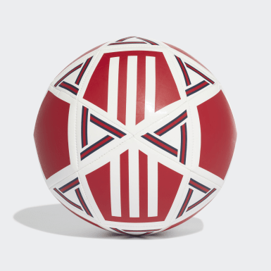 Ballon Arsenal Capitano Domicile rouge Hommes Soccer