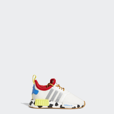 Infant & Toddler Originals White NMD_R1 Toy Story Shoes
