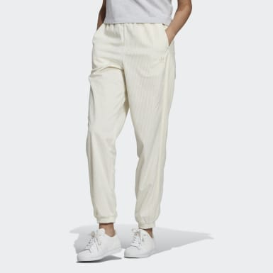 Women's Originals White Cuffed Pants