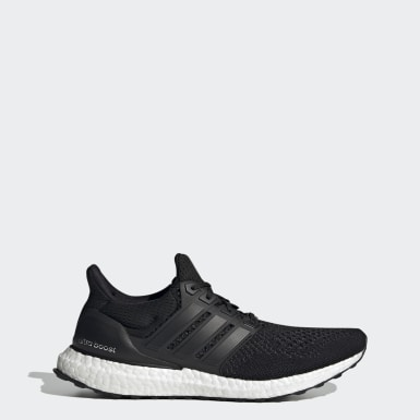 Running Black Ultra Boost Shoes