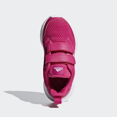 Çocuklar Koşu Pembe AltaRun Ayakkabı
