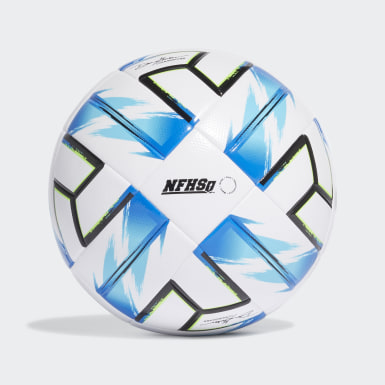 Men Soccer White MLS Nativo XXV League Ball