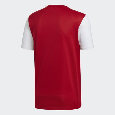 Jersey Estro 19 Rojo Hombre Fútbol