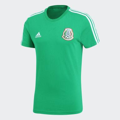 Playera 3 Franjas México