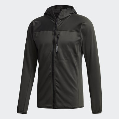 Mikina TraceRocker Hooded Fleece