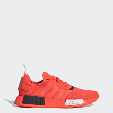 Men's Originals Orange NMD_R1 Shoes
