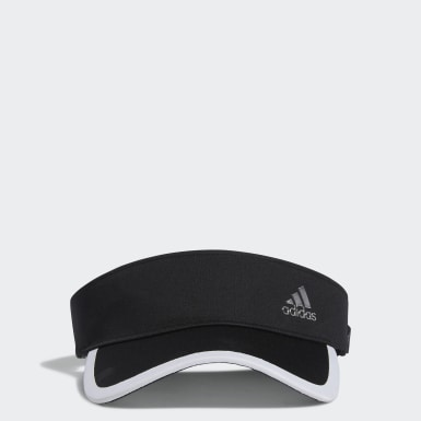 Women Golf Silver Logo Visor