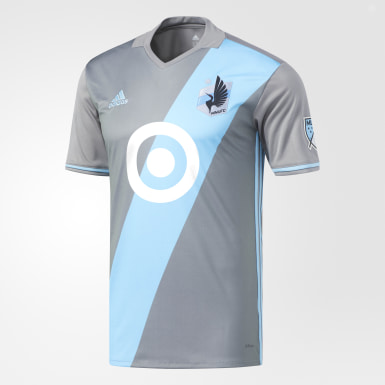 Minnesota United Away Authentic Jersey