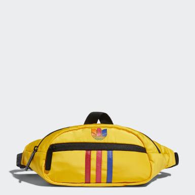 Sac banane National 3-Stripes multicolore Originals