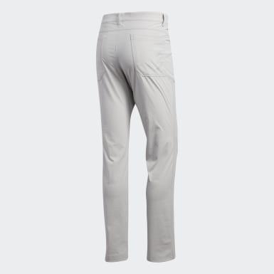Männer Golf Adicross Beyond18 Five-Pocket Hose Grau