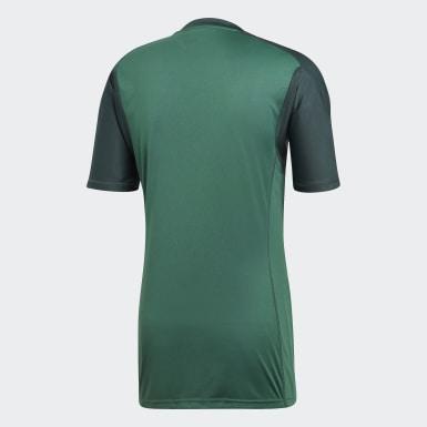 Heren Voetbal Groen Juventus Keepersshirt